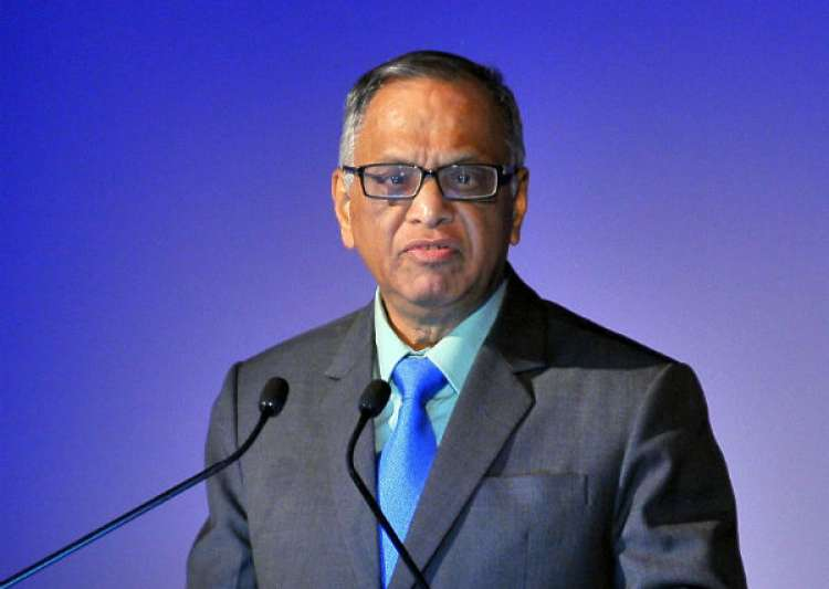 NR Narayan Murthy- India Tv