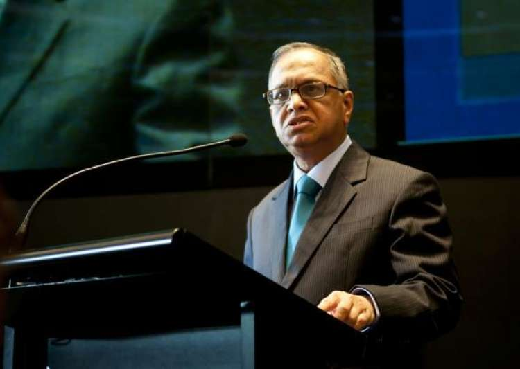 Narayana Murthy slams Infosys over COO's pay hike, says- India Tv