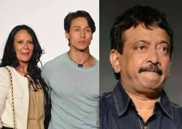 Tiger's mother Ayesha gives it back to RGV- India Tv