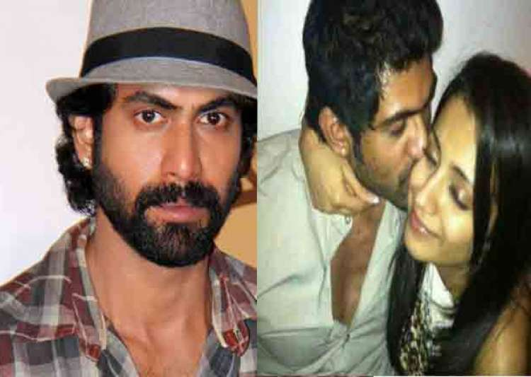 Rana Daggubati speaks on his leaked picture with Trisha- India Tv