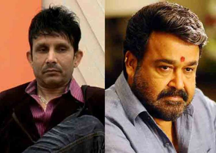 KRK and Mohanlal- India Tv