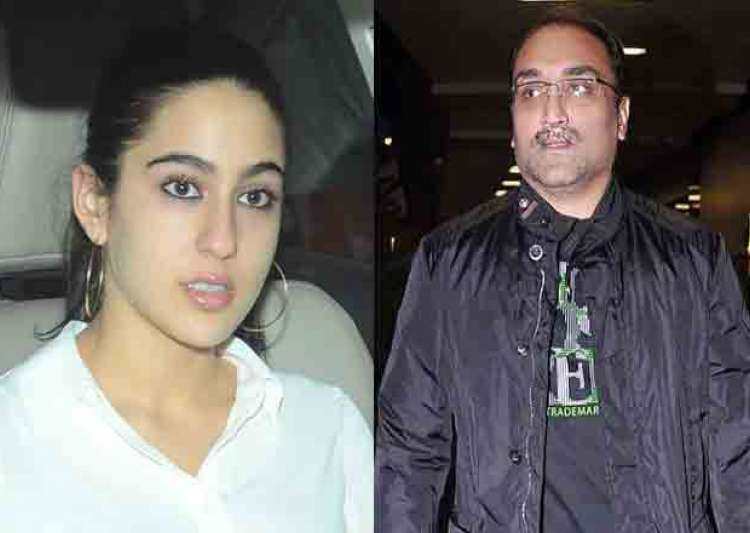 Saif's daughter Sara Ali Khan rejected by Aditya Chopra- India Tv