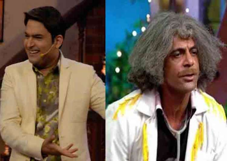 Kapil Sharma and Sunil Grover- India Tv