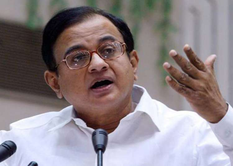 Chidambaram welcomes govt's decision to buy paper trail- India Tv