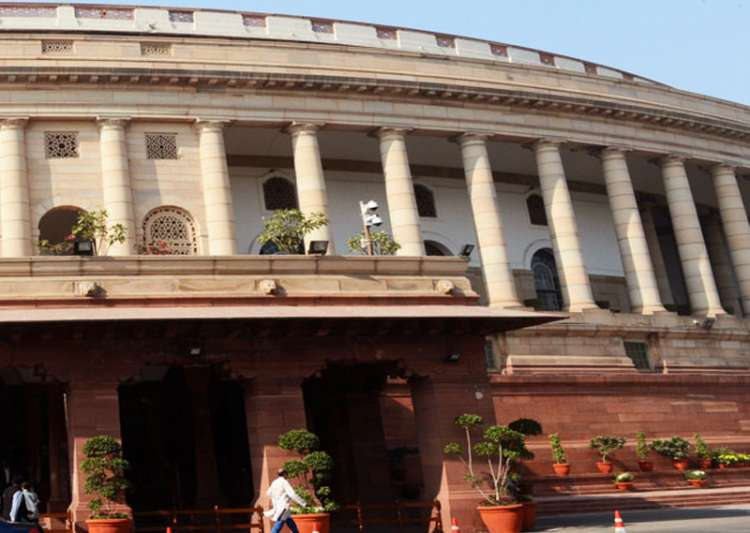 File pic - Parliament adjourned sine die- India Tv