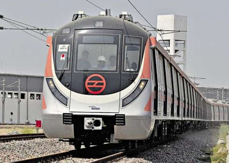 Delhi Metro's Pink Line completion deadline pushed to April- India Tv