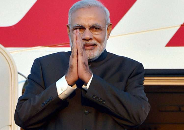 File pic of PM Narendra Modi- India Tv