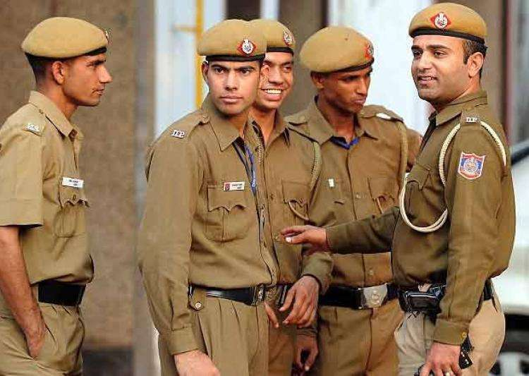 50 pc police posts vacant in UP, 24 pc across nation- India Tv