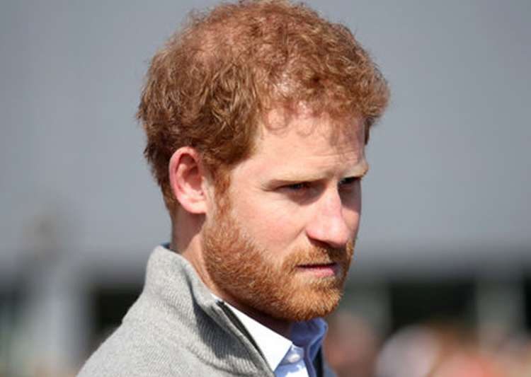 Prince Harry shares emotional struggles after Diana's death- India Tv
