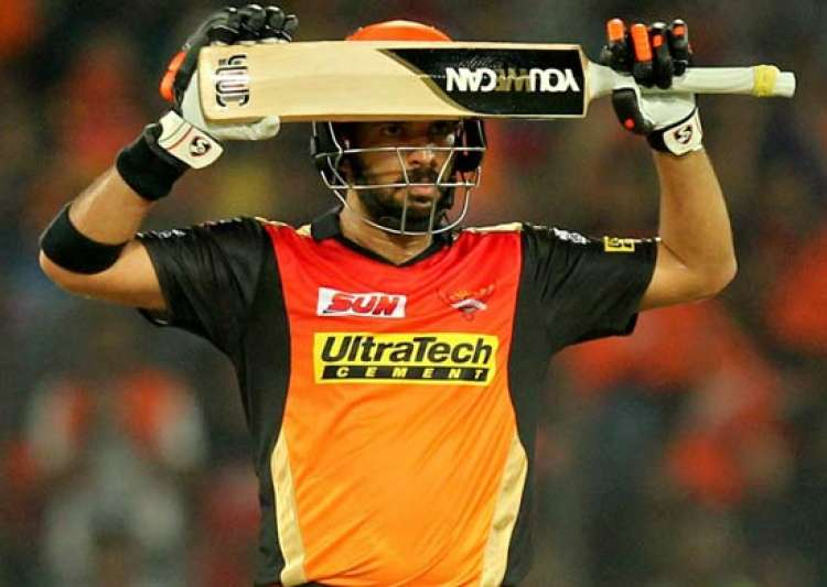 IPL 2017: A humble Yuvraj praises Hyderabad's all-round- India Tv