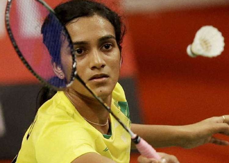 Sindhu enters second round, Saina bows out