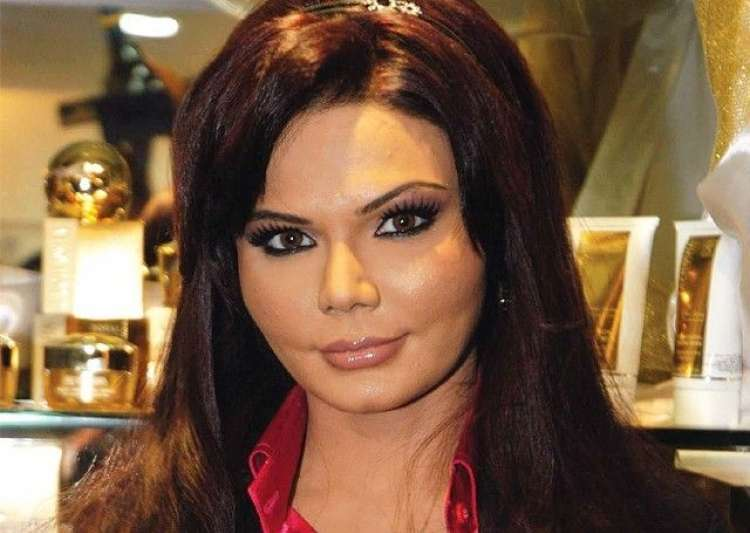 Rakhi Sawant booked for derogatory remarks on Valmiki- India Tv