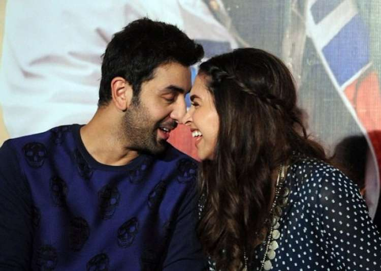 Ex-lovers Ranbir and Deepika to come together again but not- India Tv