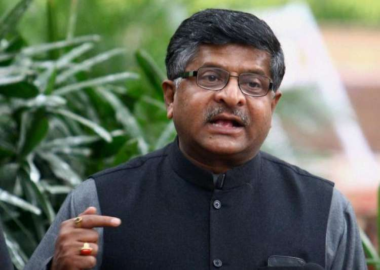 Concerns on visas conveyed at 'highest quarters' in US: Ravishankar Prasad