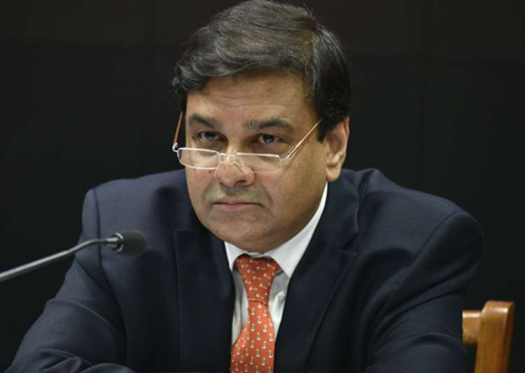 File pic of RBI Governor Urjit Patel- India Tv