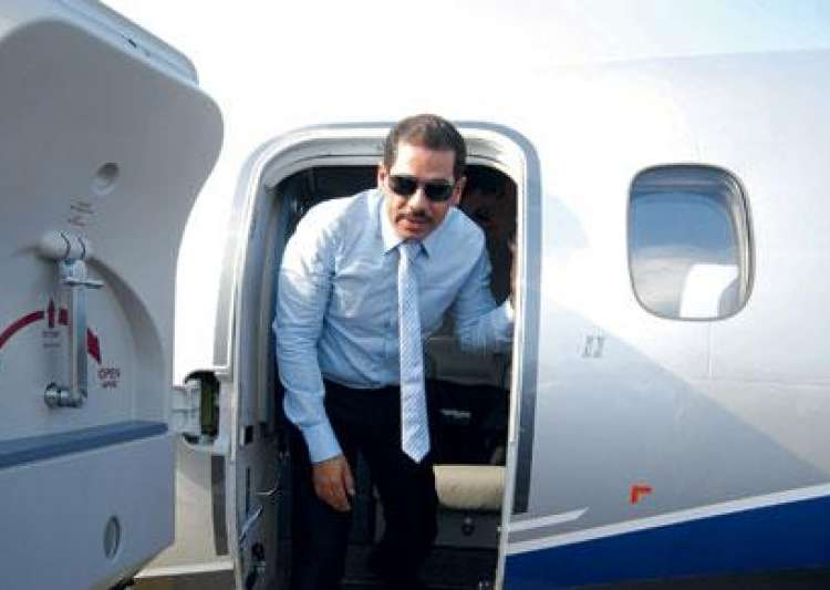 Robert Vadra- India Tv