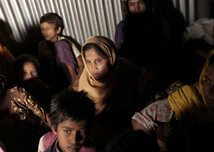 File pic - Govt exploring ways to deport 10,000 Rohingya- India Tv
