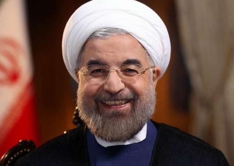 File pic of Iran President Hassan Rouhani- India Tv