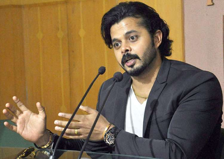 BCCI rejects Sreesanth's plea to lift life ban- India Tv