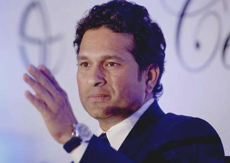 File pic of Sachin Tendulkar - India Tv