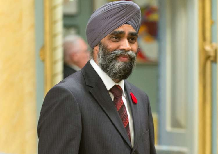 Harjit Singh Sajjan- India Tv