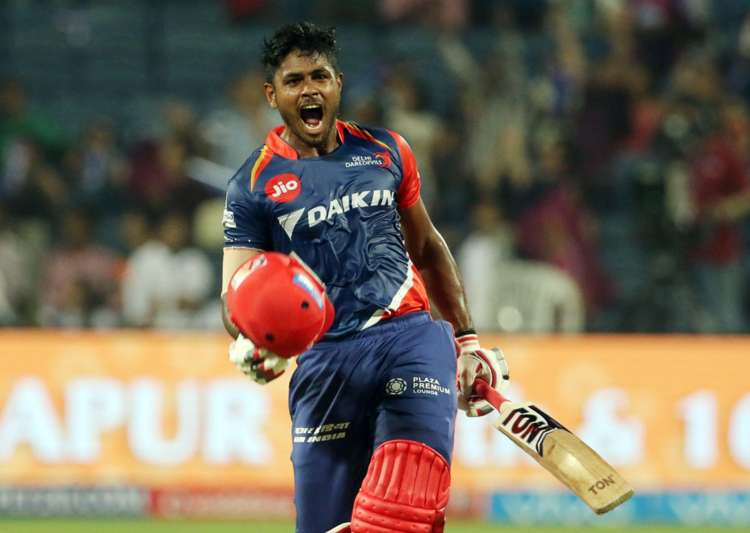 Blessed to be part of Delhi Daredevils, says centurion- India Tv