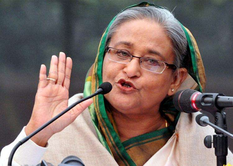 Sheikh Hasina- India Tv