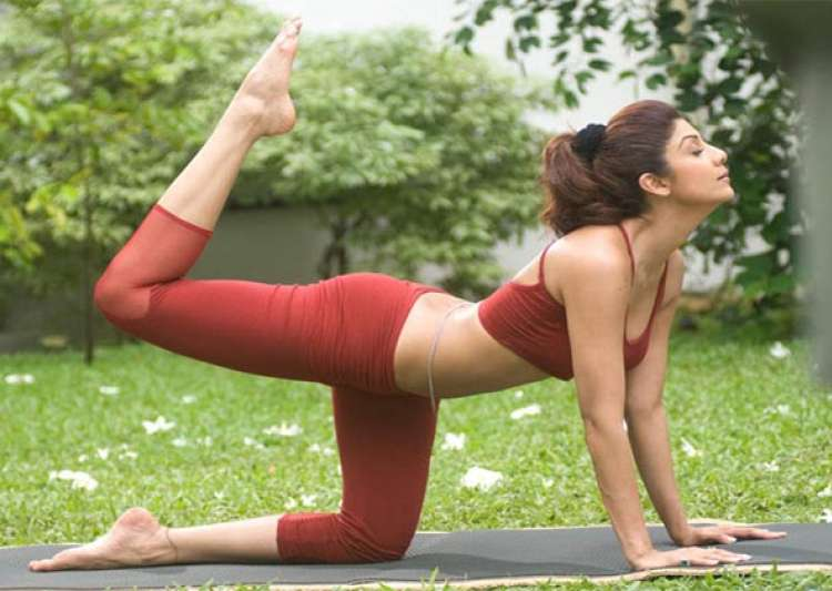 Shilpa Yoga- India Tv