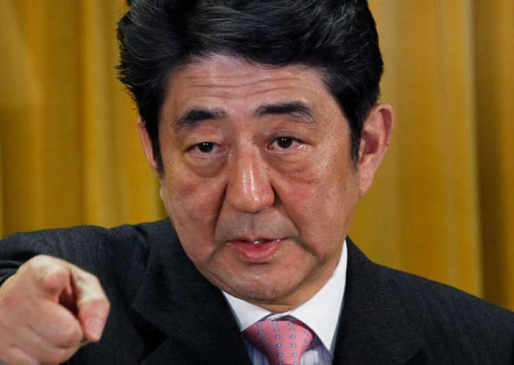 Shinzo Abe- India Tv