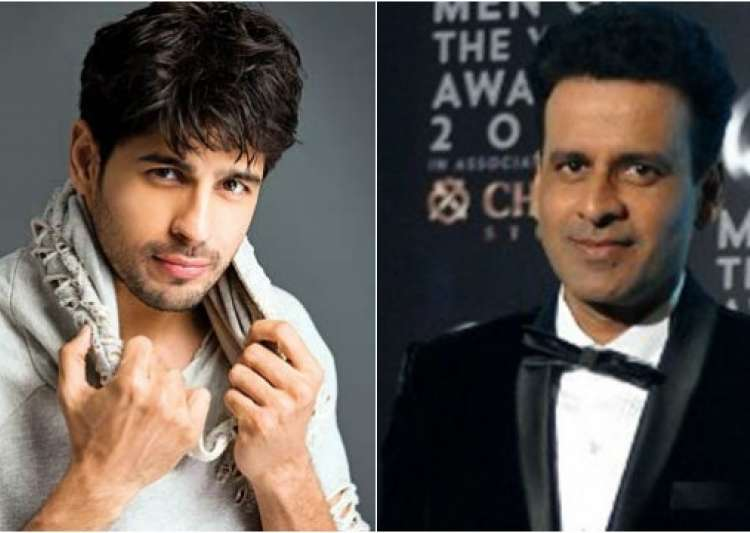 Sidharth Malhotra, manoj bajpayee- India Tv