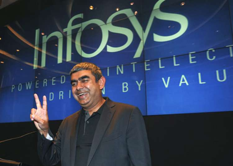Infosys plans Rs 13,000 cr payout to shareholders via- India Tv