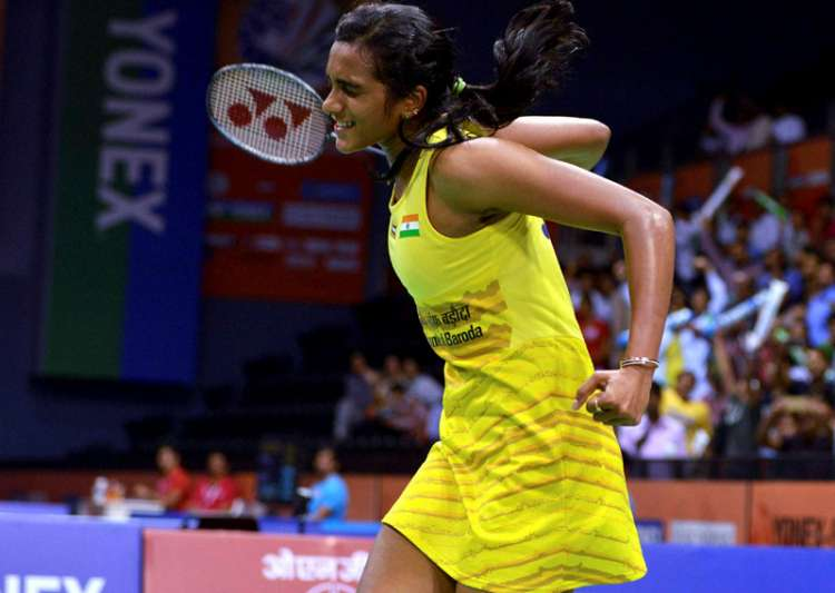 PV Sindhu beats Sung Ji-hyun to enter maiden India Open- India Tv