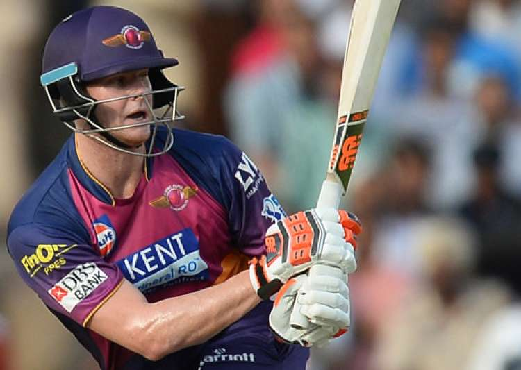 Smith gets fifty, RPS need 46 from 30 balls- India Tv