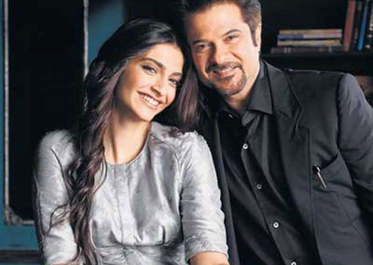 sonam kapoor, anil kapoor- India Tv