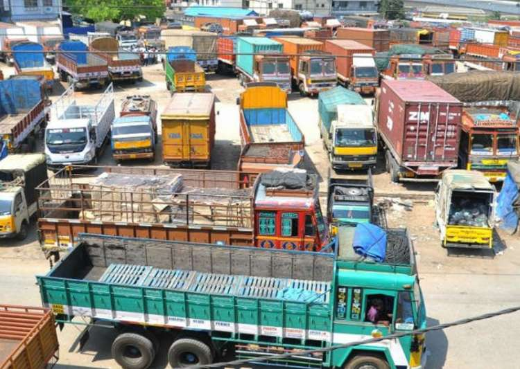Truckers to intensify strike against hike in insurance- India Tv