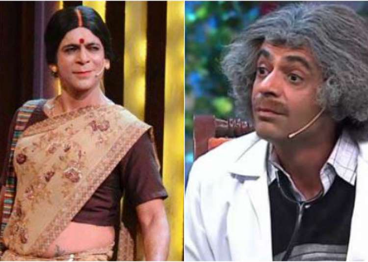Sunil Grover- India Tv
