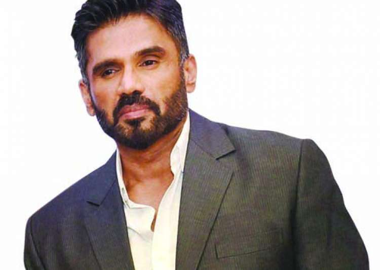 Suniel Shetty- India Tv