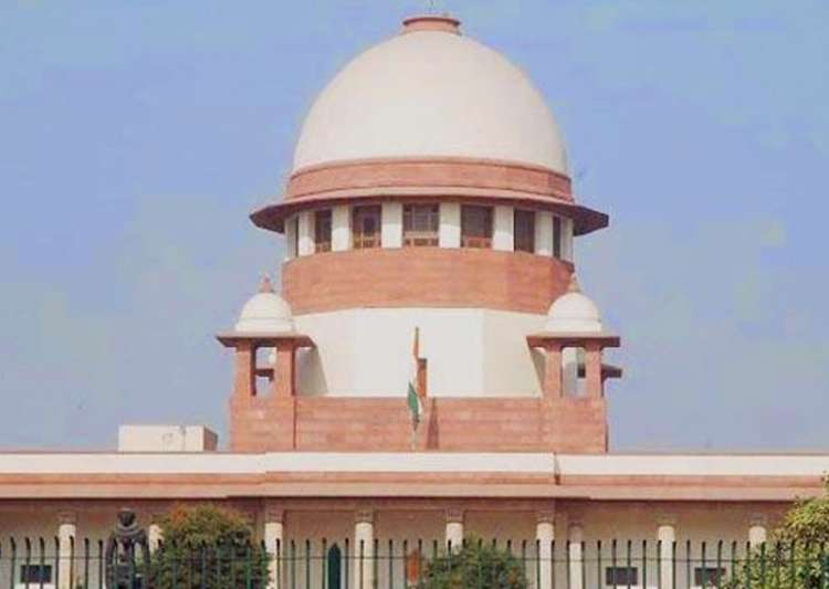 File pic of Supreme Court - India Tv