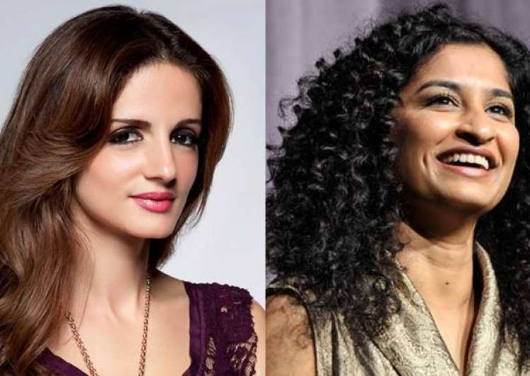 Sussanne Khan and Gauri Shinde- India Tv