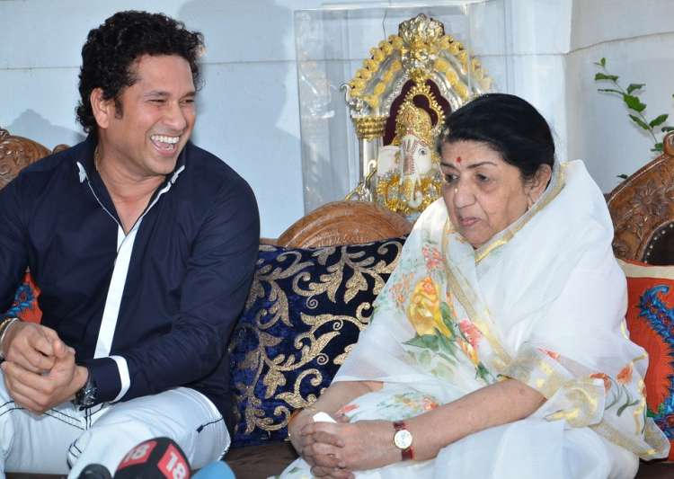 Sachin Tendulkar, Sachin biopic, Lata Mangeshkar- India Tv
