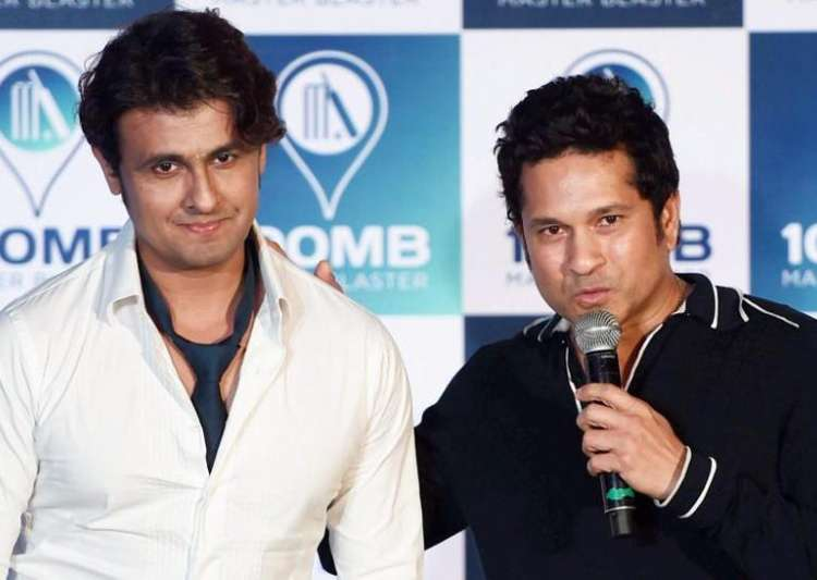 Sachin Tendulkar, Sonu Nigam, Indian Idol 9- India Tv