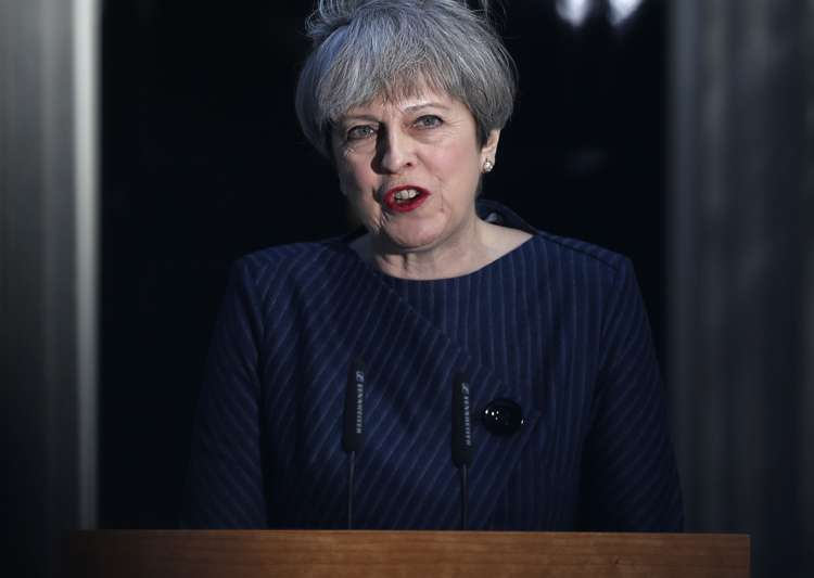 British PM Theresa May seeks early election on June 8- India Tv