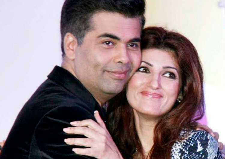 Twinkle suggests Karan a sequel to My Name Is Khan. KJo's- India Tv
