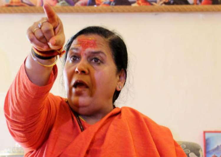 Ready to go to jail for Ayodhya: Uma Bharti after SC- India Tv