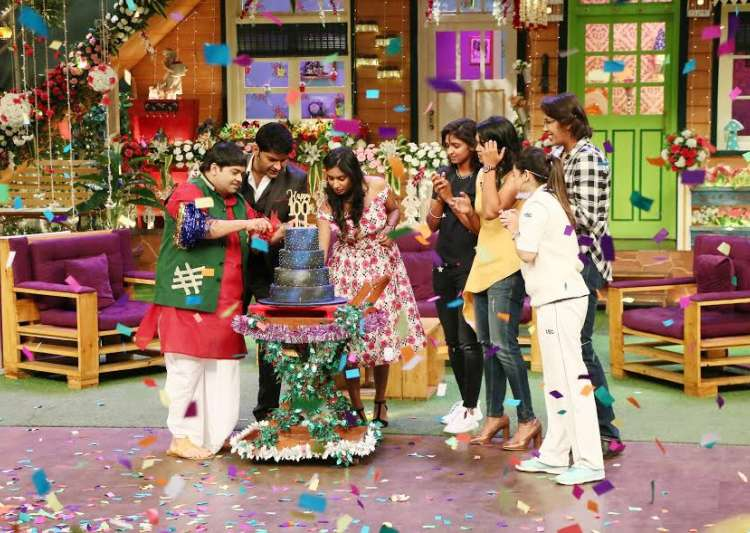 The Kapil Sharma Show- India Tv