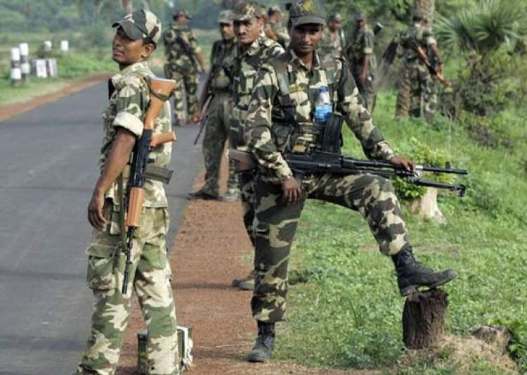 Around 15 naxals reportedly killed in multiple encounters- India Tv
