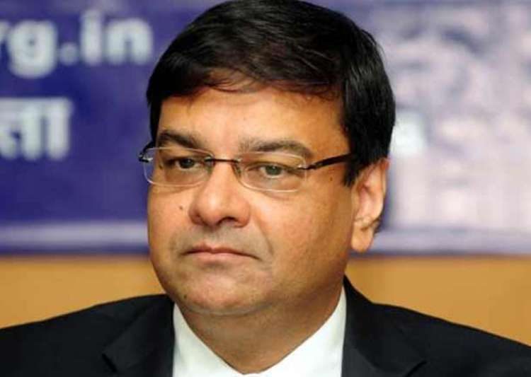 File pic of RBI Governor Urjit Patel