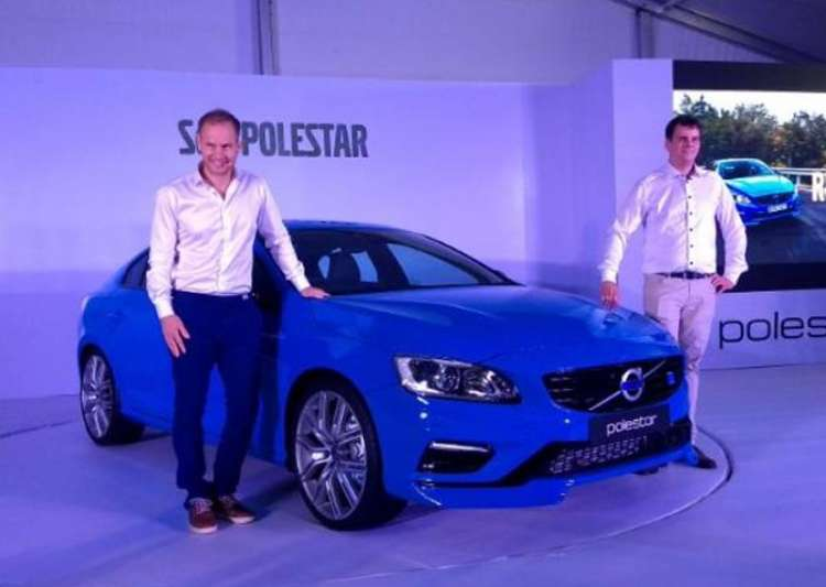 Volvo launches S60 Polestar in India at Rs 52.5 lakh - India Tv