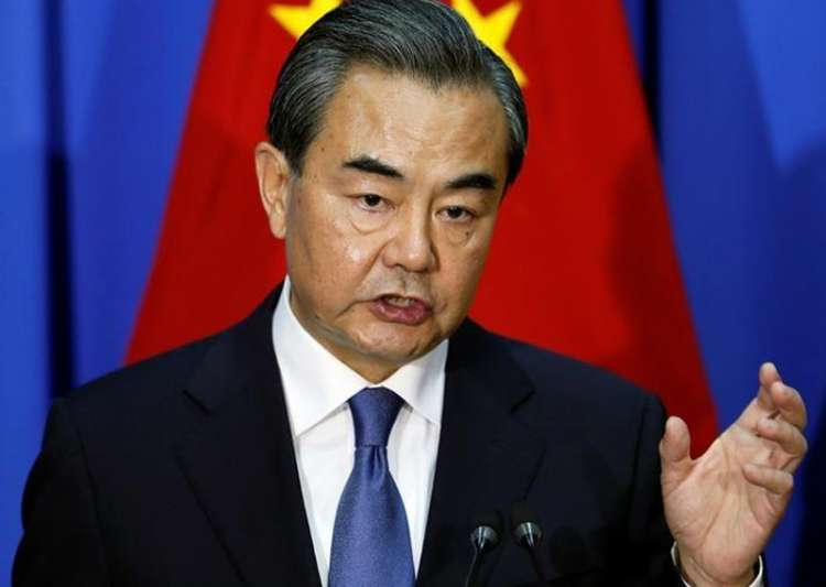 File pic of China's Foreign Minister Wang Yi- India Tv