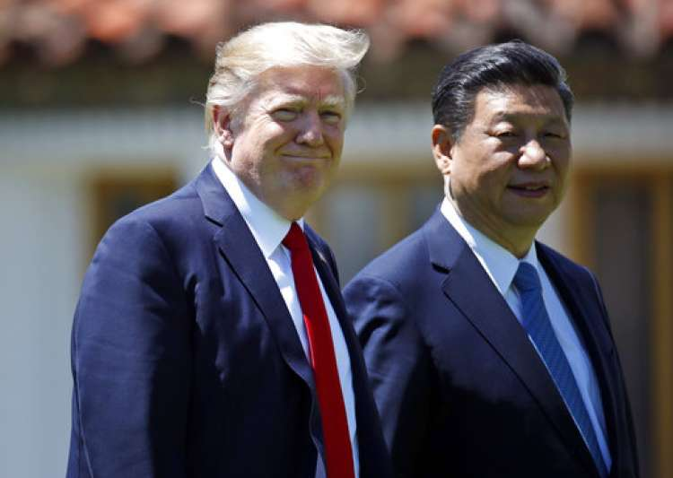 Trump, Xi meet again _ in shadow of missile strikes on Syria